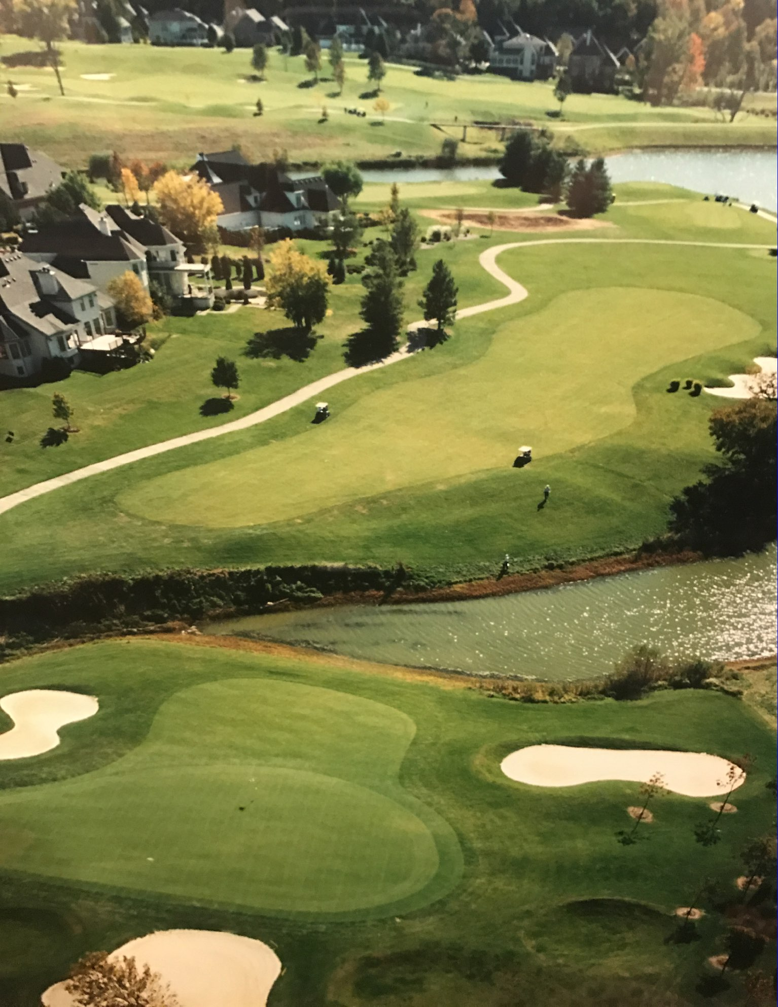 Golf – Polo Fields Country Club